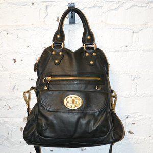 Leather Emma Fox Convertible Bag